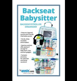 By Annie Backseat Babysitter Pattern
