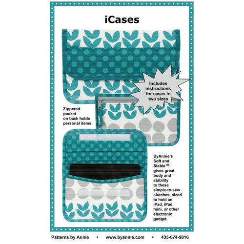 By Annie iCases Pattern