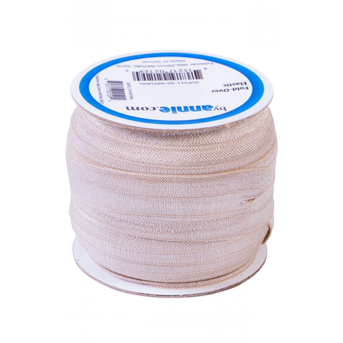 By Annie Fold-over Elastic in Natural