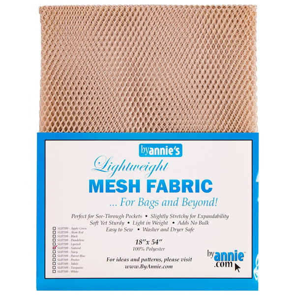 By Annie Lightweight Mesh in Natural