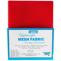 By Annie Lightweight Mesh in Atomic Red