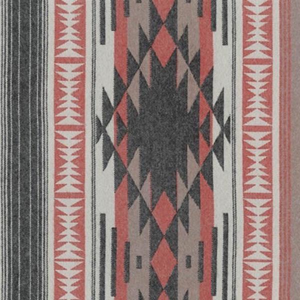 Robert Kaufman Taos Flannel in Black