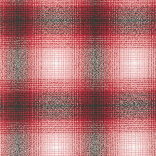 Robert Kaufman Mammoth Flannel in Red