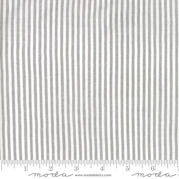 Moda Pinstripe in Slate