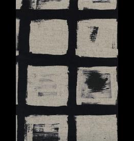 Cotton + Steel Woodblock Canvas