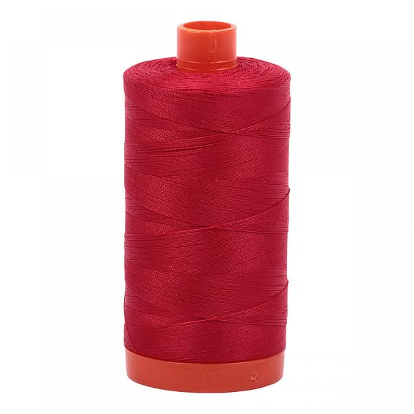 Aurifil Aurifil Mako Cotton Thread in Red 2250