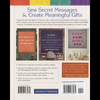 Landauer Morse Code Quilts Book