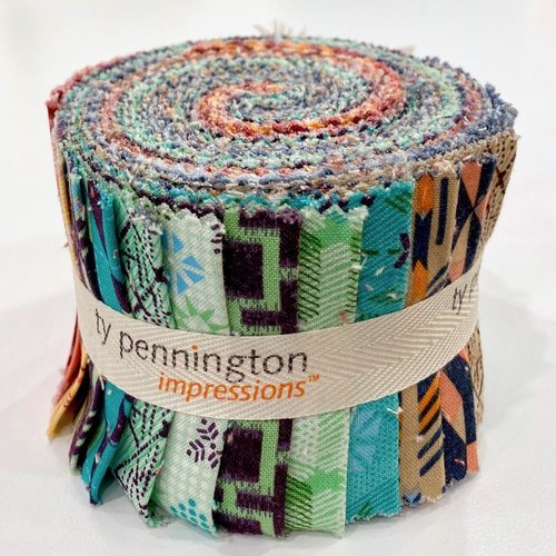 Free Spirit SALE Impressions Roll by Ty Pennington