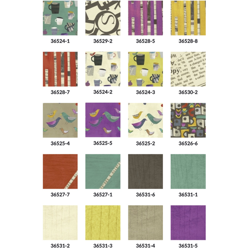 SALE Collage Fat Quarter Bundle