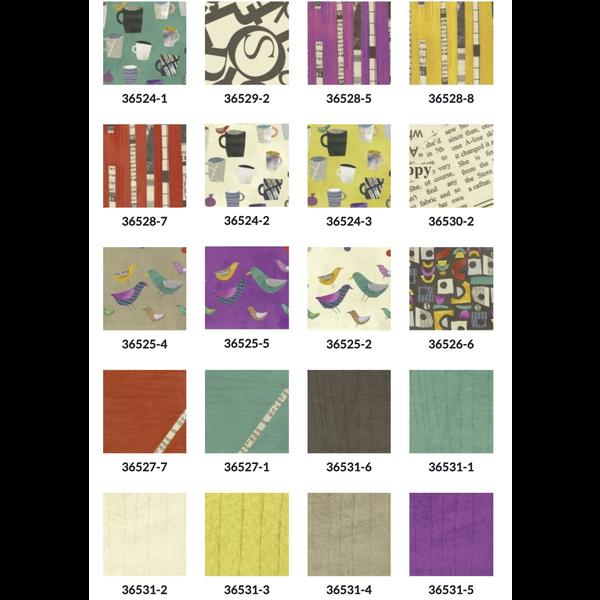 SALE Collage Fat Quarter Bundle