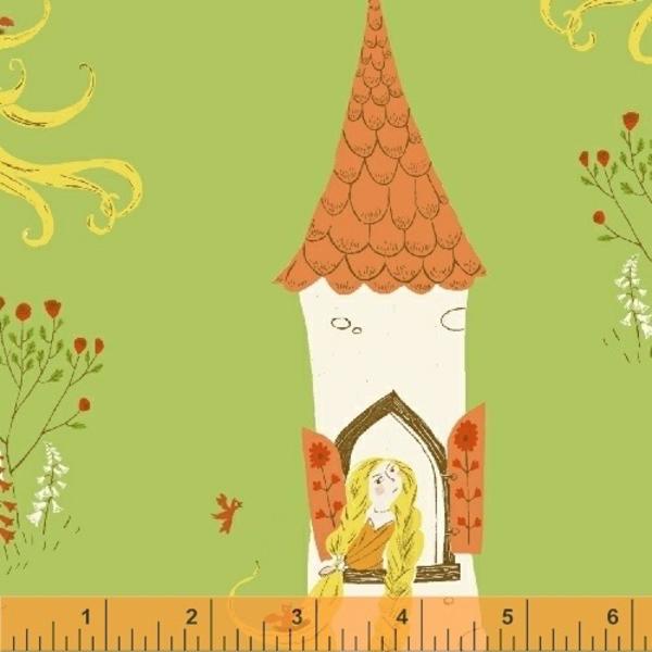 Windham Rapunzel in Green