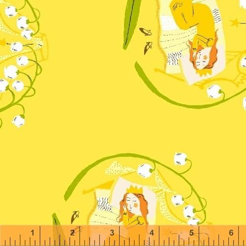 Windham Sleeping Beauty in Yellow