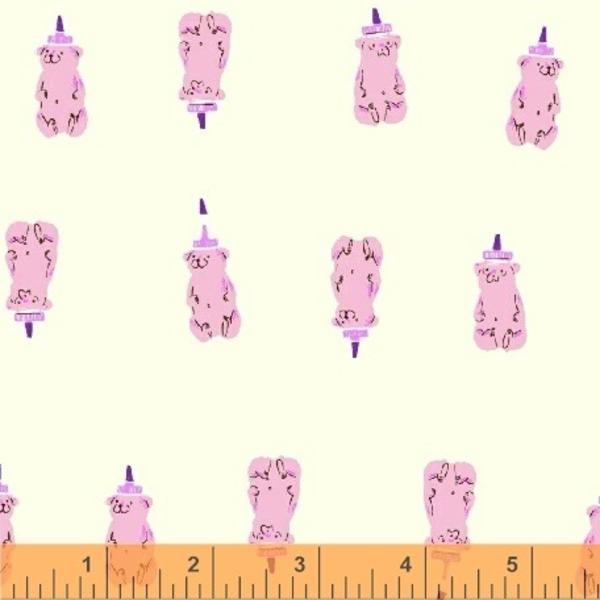 Windham Honey Bears in Pink