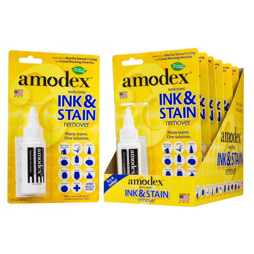 Amodex Ink & Stain Remover 1 oz.