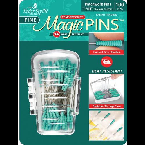 Magic Pins Fine 100 pc.