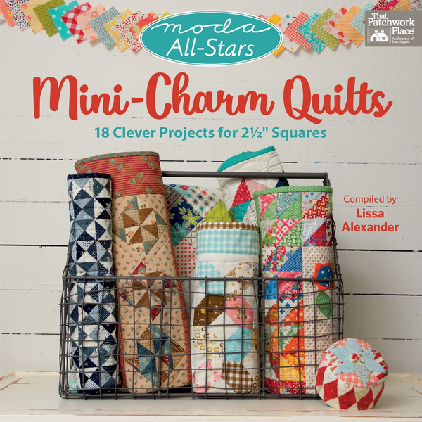 Martingale Moda All-Stars Mini Charm Quilts