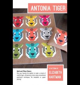 Elizabeth Hartman Antonia Tiger Quilt Pattern