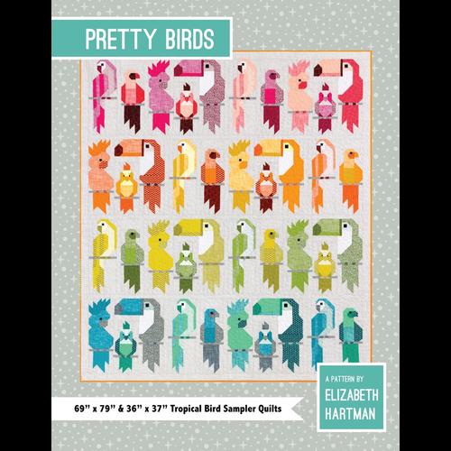 Elizabeth Hartman Pretty Birds Quilt Pattern
