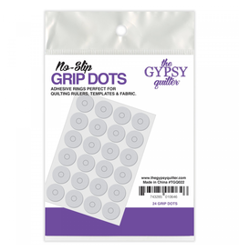 Creative Grids No Slip Grip Dots for rulers