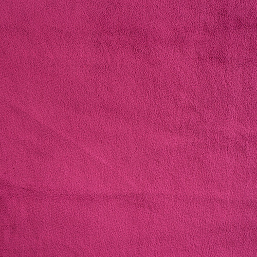 Shannon Fabrics Cuddle Solid in Magenta