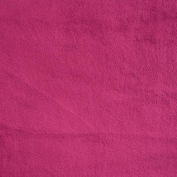 Shannon Fabrics Cuddle Solid in Magenta