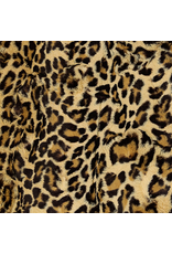 Shannon Fabrics Luxe Cuddle Leopard in Sand