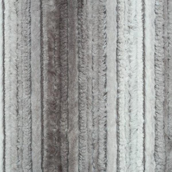 Shannon Fabrics Luxe Cuddle Raya in Platinum/Silver