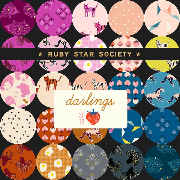 Ruby Star Society Darlings Layer Cake