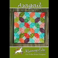 Asagail in Kaffe Quilt Kit