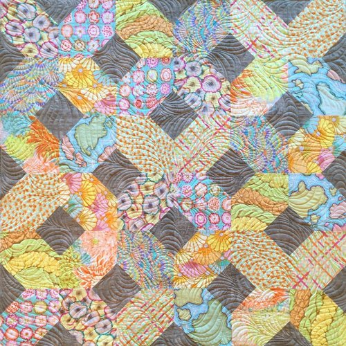Asagail in Kaffe Quilt Kit