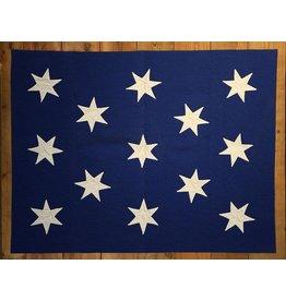George Washington Lifeguard Flag Quilt Kit