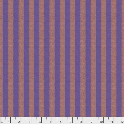 Rowan Shot Cotton Narrow Stripe in Plaster