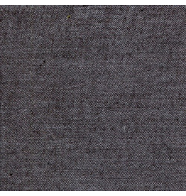 "Studio e 108"" Wide Peppered Cotton in Charcoal"