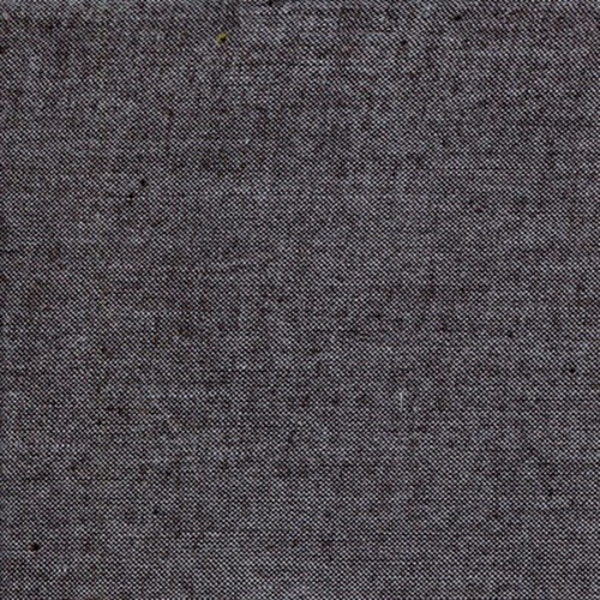 """Studio e 108"""" Wide Peppered Cotton in Charcoal"""
