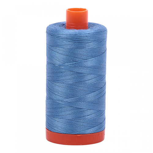 Aurifil Aurifil Mako Cotton Thread in Light Wedgewood 2725