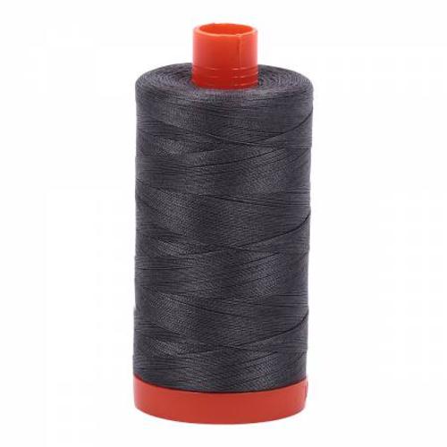 Aurifil Aurifil Mako Cotton Thread in Pewter 2630