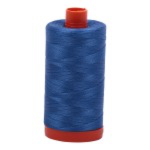 Aurifil Aurifil Mako Cotton Thread in Peacock Blue 6738