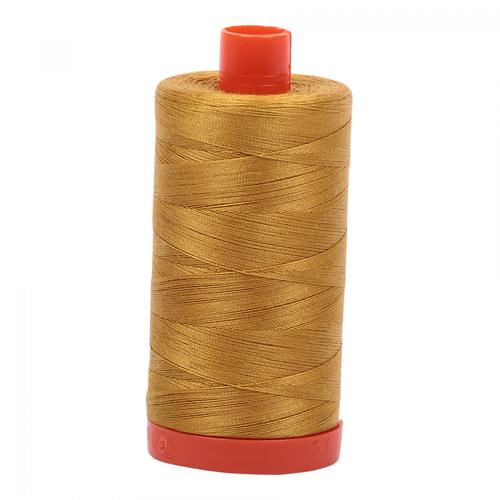 Aurifil Aurifil Mako Cotton Thread in Mustard 5022