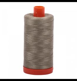 Aurifil Aurifil Mako Cotton Thread in Light Khaki Green 2900