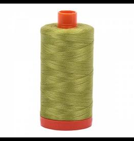Aurifil Aurifil Mako Cotton Thread in Light Leaf Green 1147