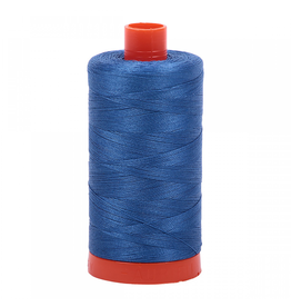 Aurifil Aurifil Mako Cotton Thread in Delft Blue 2730