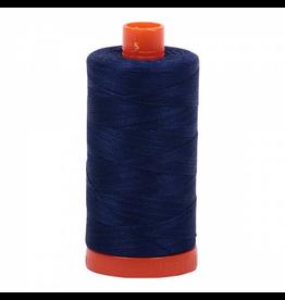 Aurifil Aurifil Mako Cotton Thread in Dark Navy 2784
