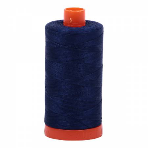Aurifil Aurifil Mako Cotton Thread in Dark Navy 2784