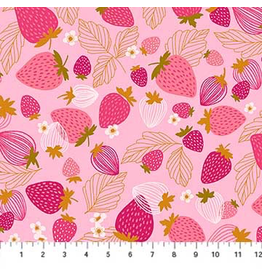 Figo Strawberries in Pink Multi