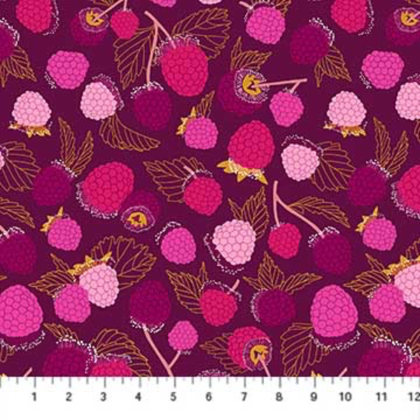 Figo Raspberries in Purple Multi