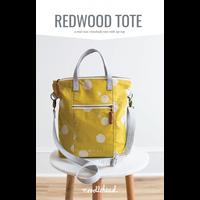 Redwood Tote Pattern