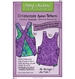 Crisscross Apron Pattern