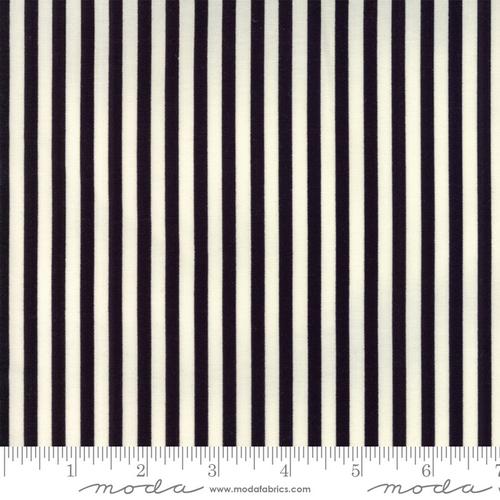Moda Stripe in Black/White