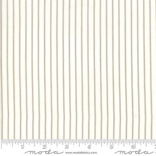 Moda Picket Stripe in Sunny Stone