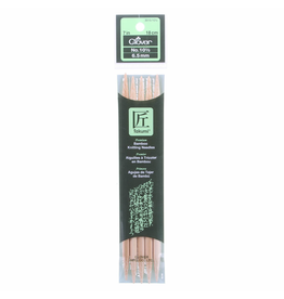Bamboo Double Point Knitting Needles Size 10.5/6.5mm